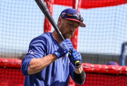 Hunter Pence começará temporada no elenco principal dos Rangers - The Playoffs