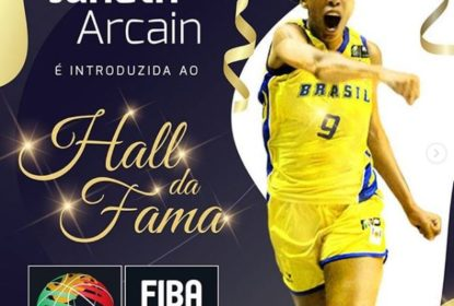 Janeth Arcain entra no Hall da Fama do Basquete Mundial - The Playoffs