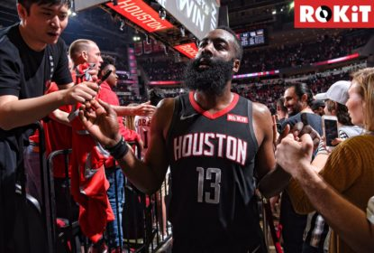 Harden faz partida surreal, marca 61 pontos e Rockets superam os Spurs - The Playoffs