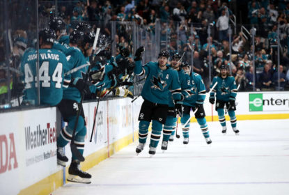 Hertl marca dois, Sharks goleiam Golden Knights e evitam eliminação - The Playoffs