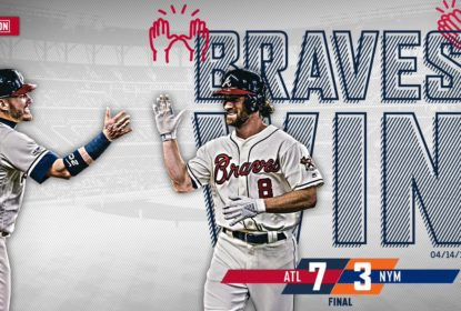 No Sunday Night Baseball, Braves vencem Mets com boa atuação coletiva - The Playoffs