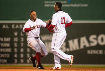 Com walk-off, Boston Red Sox vence o Toronto Blue Jays - The Playoffs