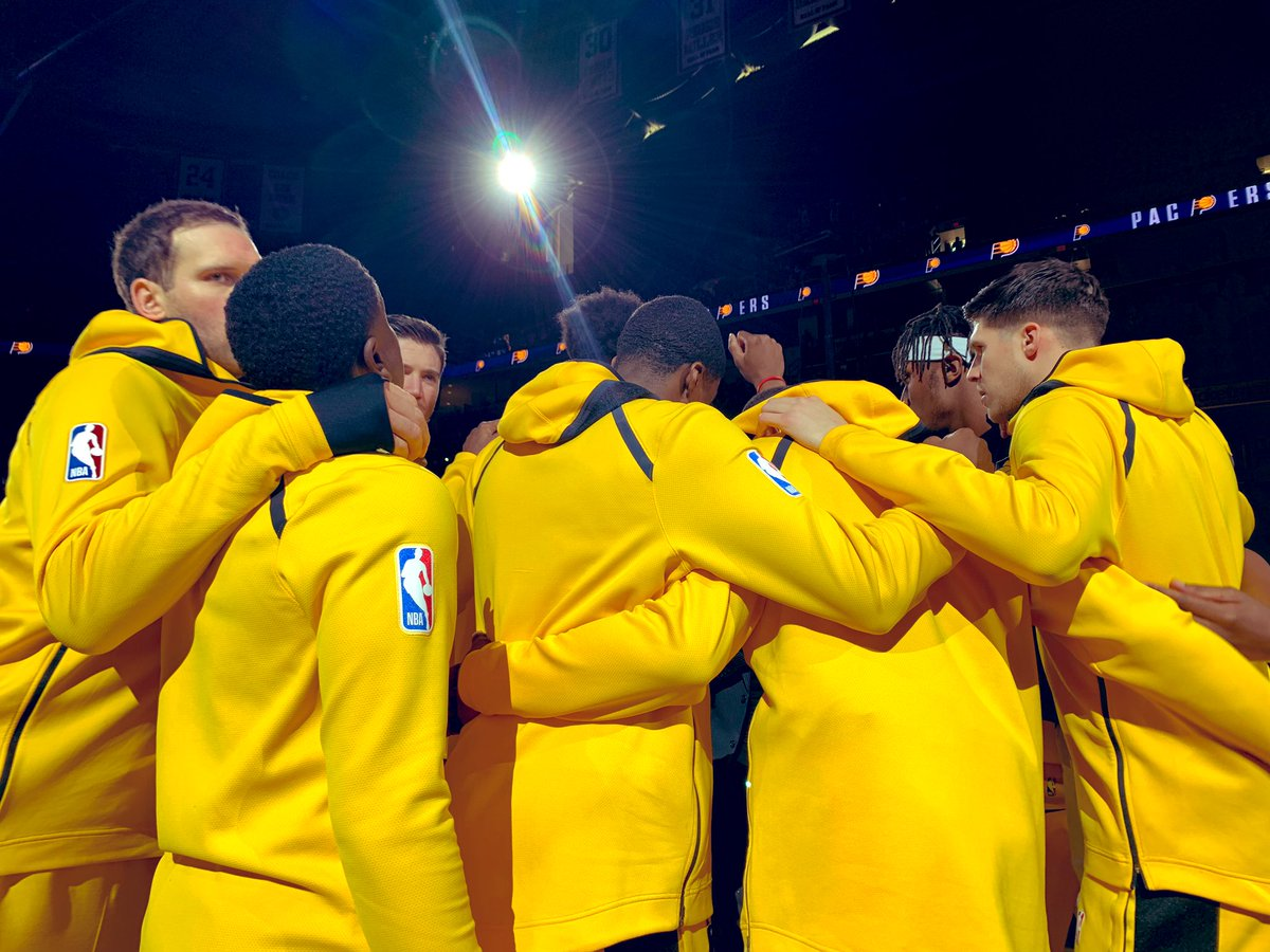 Indiana Pacers vence Detroit Pistons