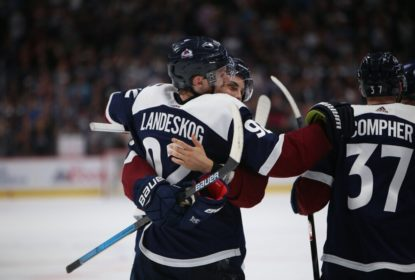 Avalanche vence Jets no overtime e confirma vaga nos playoffs - The Playoffs