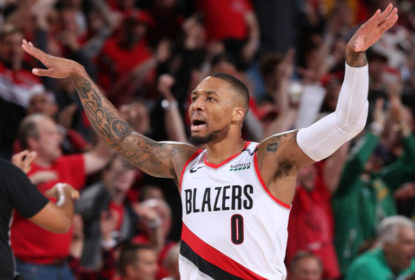 Lillard brilha no terceiro quarto e Portland Trail Blazers vence Oklahoma City Thunder - The Playoffs