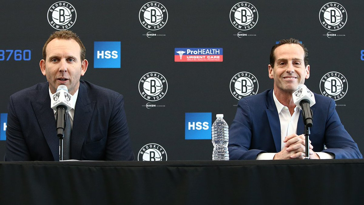Kenny Atkinson pelo Brooklyn Nets