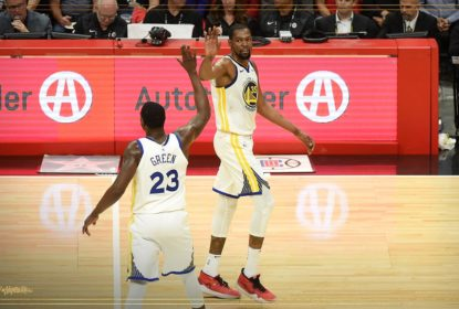 Warriors vencem os Clippers fora de casa e abrem 2-1 na série - The Playoffs