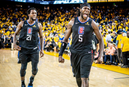 LA Clippers: Montrezl Harrell e Lou Williams negam problemas no elenco - The Playoffs