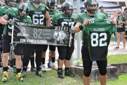 Santa Maria Soldiers derruba Gaspar Black Hawks fora de casa - The Playoffs