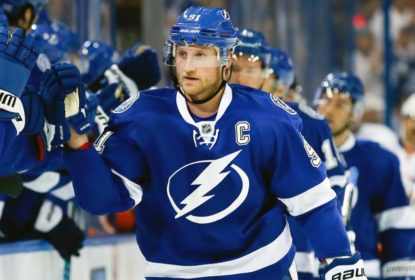 Capitão Steven Stamkos está fora do restante das finais da NHL - The Playoffs
