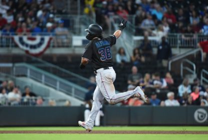 Marlins derrotam Braves com 2 home runs de Alfaro - The Playoffs