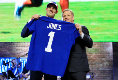Daniel Jones é confirmado como novo quarterback titular dos Giants - The Playoffs