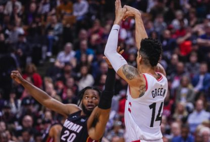 Raptors vencem Heat e complicam rival na busca por vaga nos playoffs - The Playoffs