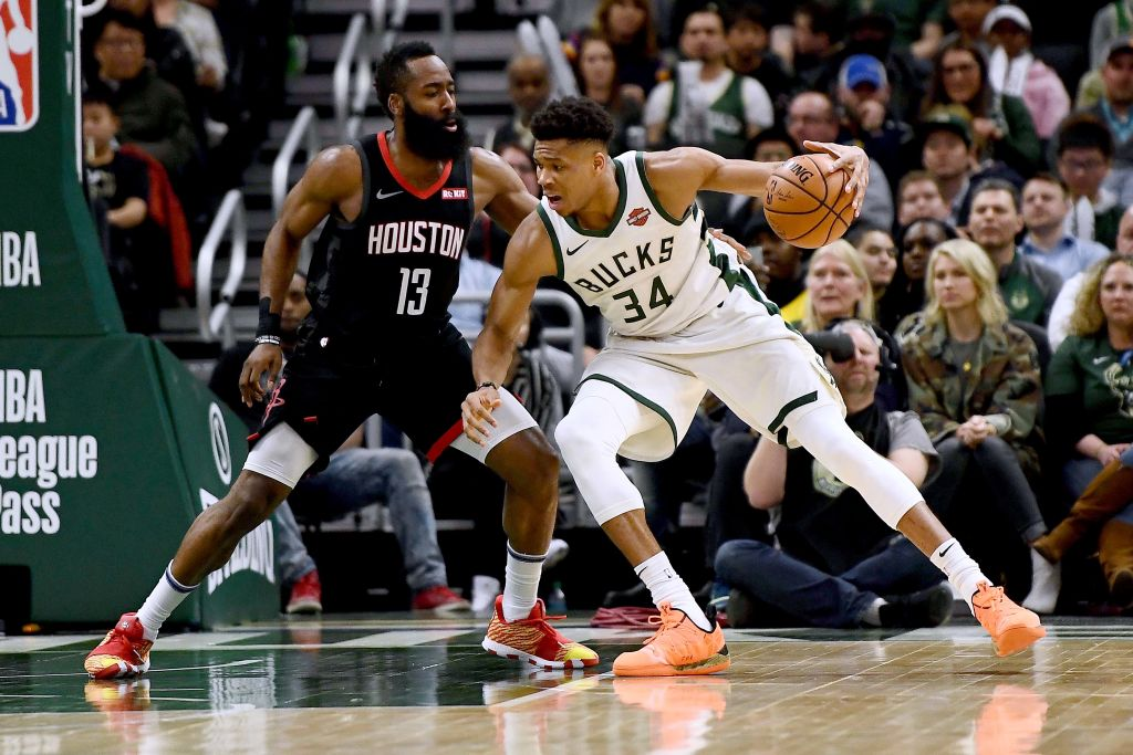 Com Harden e Antetokounmpo, NBA anuncia seleção da temporada 2018-2019 - The Playoffs