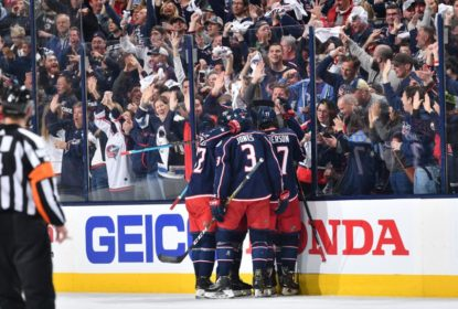 Blue Jackets vencem jogo 3 contra Lightning e se aproximam de varrida - The Playoffs