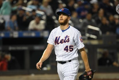 Zack Wheeler é colocado na lista de contundidos dos Mets - The Playoffs