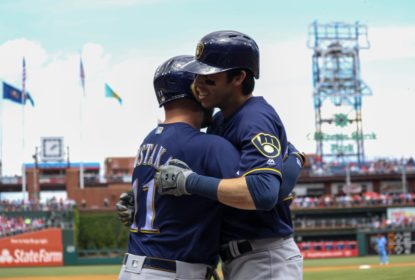 moustakas yelich brewers 2019