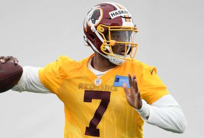 Dwayne Haskins deve visitar o Carolina Panthers - The Playoffs