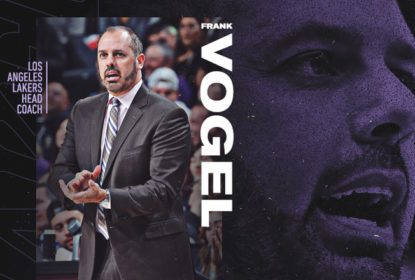 Técnico dos Lakers, Frank Vogel será comandante do 'Team LeBron' no All-Star Game - The Playoffs