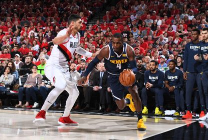 Denver Nuggets vence Portland Trail Blazers e empata a série - The Playoffs