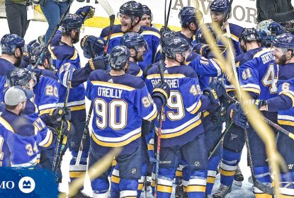 5 razões para acreditar no título do St. Louis Blues na Stanley Cup 2019 - The Playoffs