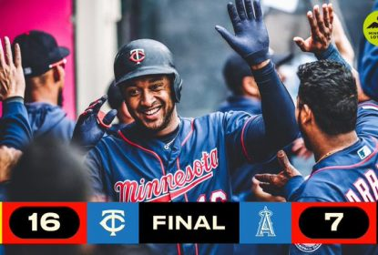 Minnesota Twins arrasa Los Angeles Angels em épico 16 a 7 - The Playoffs