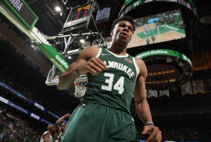 Giannis Antetokounmpo discute futuro com co-proprietário dos Bucks - The Playoffs