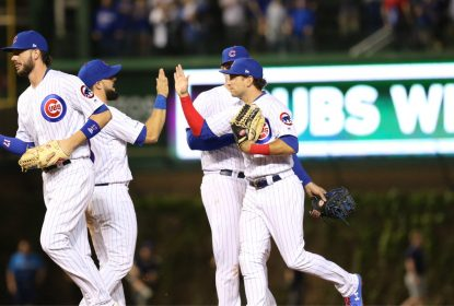 Albert Almora Jr. bate grand slam e Cubs vencem Phillies - The Playoffs