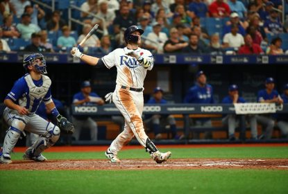 Rays podem perder Austin Meadows para os playoffs - The Playoffs