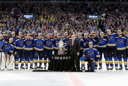 Blues vencem Sharks com facilidade e decidem a Stanley Cup - The Playoffs