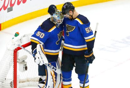 Blues vencem Sharks por 2 a 1 e igualam final da Conferência Oeste - The Playoffs