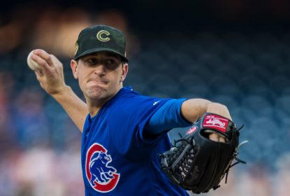Cubs levam susto, mas superam Nationals em Washington - The Playoffs