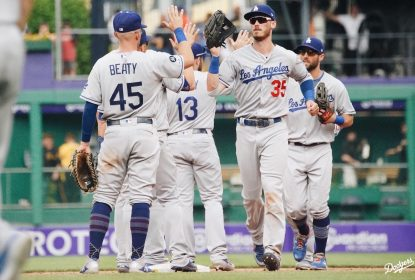 Dodgers derrotam Pirates por 11 a 7 e chegam a 35 vitórias - The Playoffs