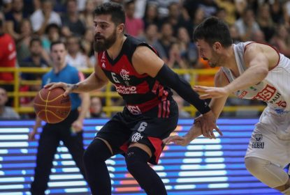 Franca vence Flamengo em casa e empata final do NBB 11 - The Playoffs