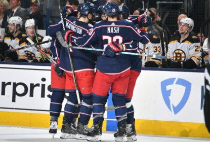 Bobrovsky dá show e Blue Jackets vencem Bruins em casa - The Playoffs