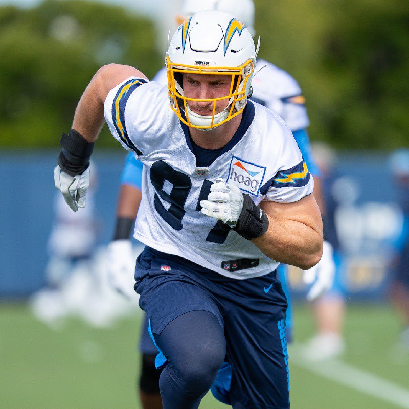Joey Bosa, defensive end do Los Angeles Chargers