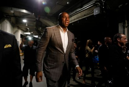 Magic Johnson abre jogo sobre demissão nos Lakers e acusa Rob Pelinka de traição - The Playoffs