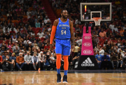 Patrick Patterson exercerá opção e renovará com Thunder - The Playoffs