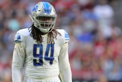 Defensive end Ziggy Ansah assina contrato de uma temporada com o Seattle Seahawks