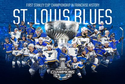 Binnington brilha, Blues batem Bruins e são campeões da Stanley Cup - The Playoffs