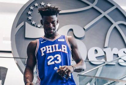 Jimmy Butler rompe contrato com o Philadelphia 76ers e entra na mira do Los Angeles Lakers - The Playoffs