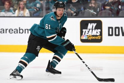 San Jose Sharks troca Justin Braun por picks com o Philadelphia Flyers - The Playoffs
