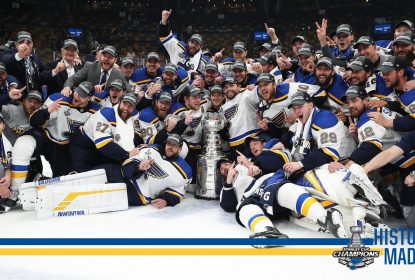 Glória azul: O que fez do St. Louis Blues o mais novo campeão da NHL - The Playoffs