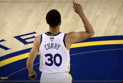 "Curry está pronto para reconstrução do Golden State Warriors: ""Novo desafio"" - The Playoffs"