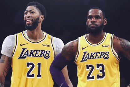 The Playoffs na WP #94: Anthony Davis nos Lakers e projeções do Draft da NBA - The Playoffs