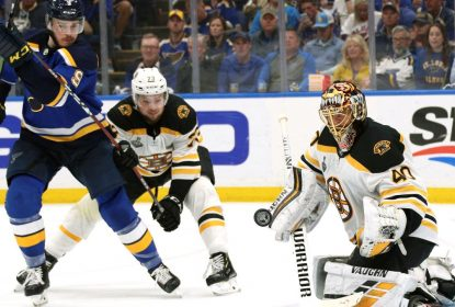 Bruins vencem Blues fora de casa e forçam jogo 7 - The Playoffs