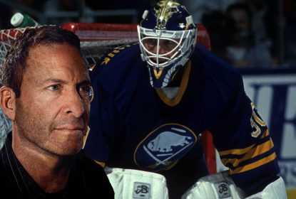 A incrível história de Clint Malarchuk - The Playoffs