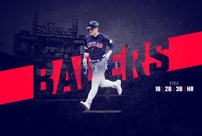 Seattle Mariners adquire 1B Jake Bauers em troca com o Cleveland Indians - The Playoffs