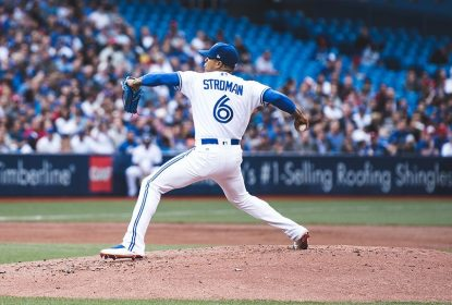 Marcus Stroman revela estar animado com possibilidade de troca para os Yankees - The Playoffs