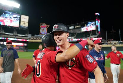 Max Kepler pede desculpas por usar máscara do Blue Lives Matter - The Playoffs